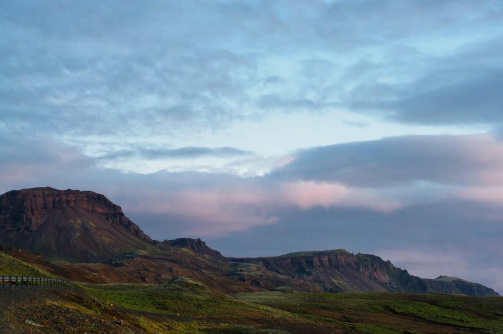 Arrivee en Islande et premieres galeres