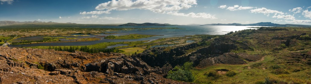Golden circle, Pingvellir