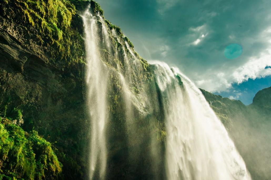 Tour des cascades