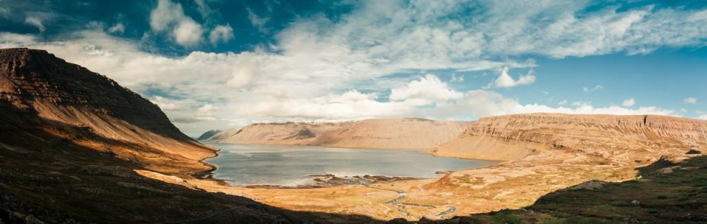 Sandafell viewpoint et chutes Dynjandi