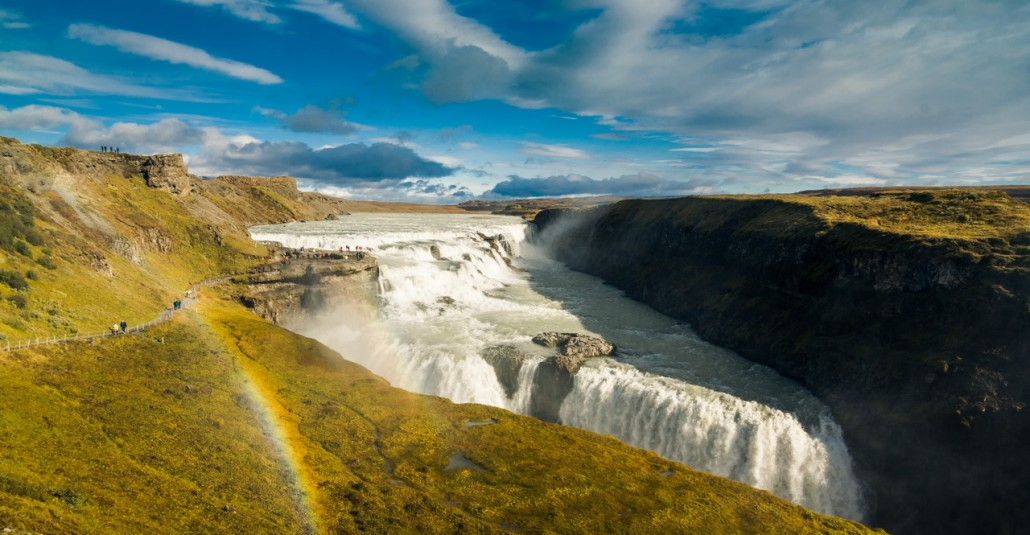 Reykjavik……ou pas, retour au triangle d'or !