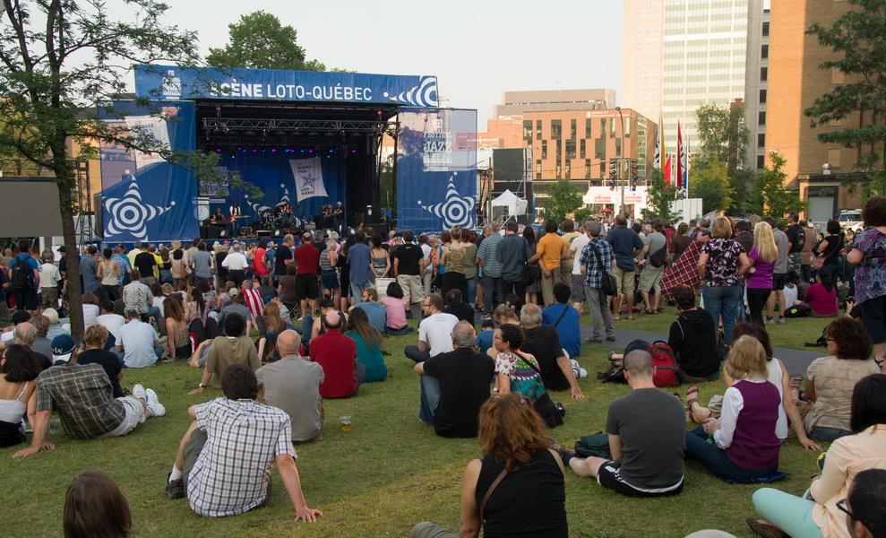 Musique un peu partout a Montreal