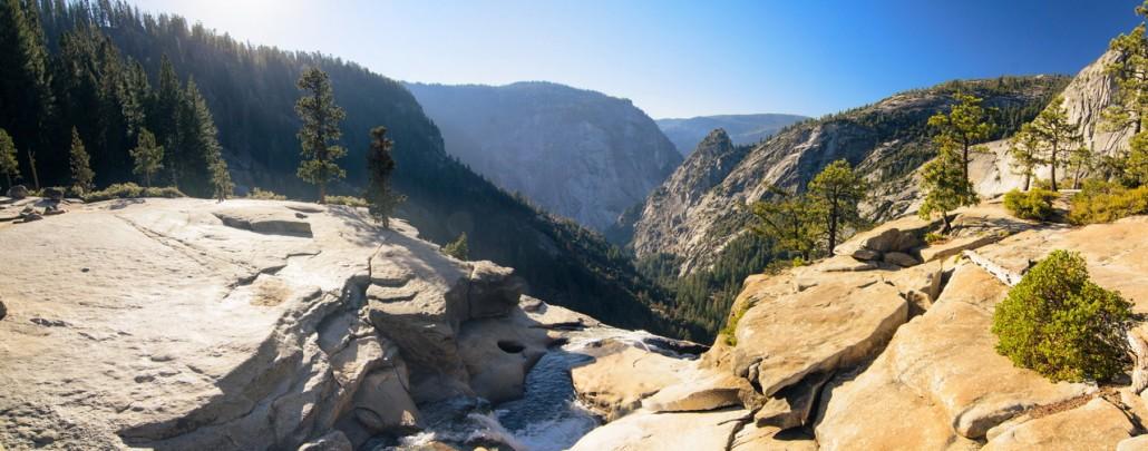 Yosemite – Nevada falls