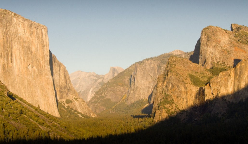 Road to Yosemite….