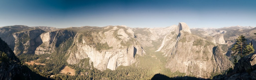 Yosemite – Glacier point
