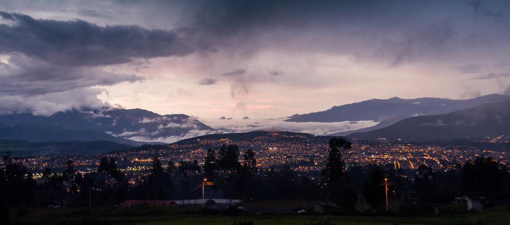 Ipiales, Colombia, to Ibarra, Ecuador