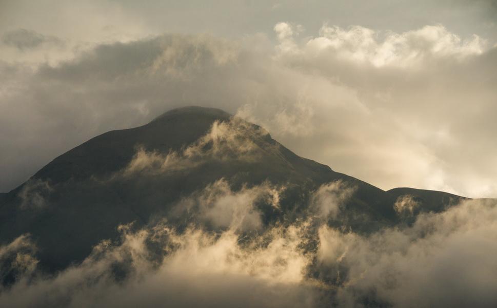 Ascension de l'Imbabura (4630m)