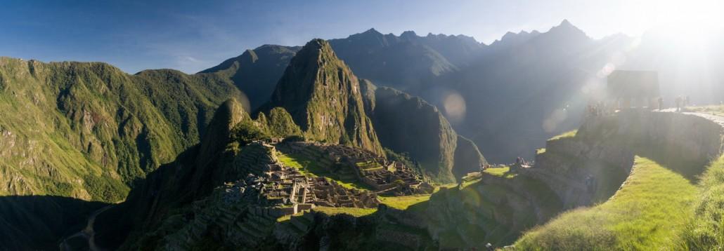 El Machu Picchu !