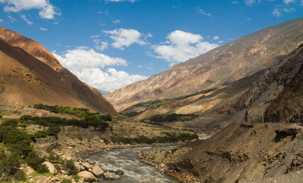 Canyon del Pato