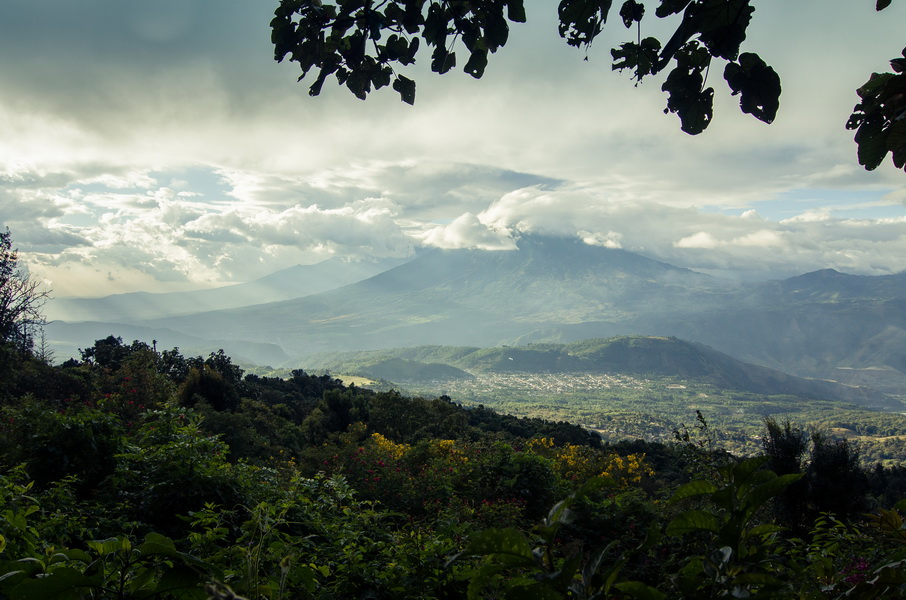 Volcan Pacaya, Antigua
