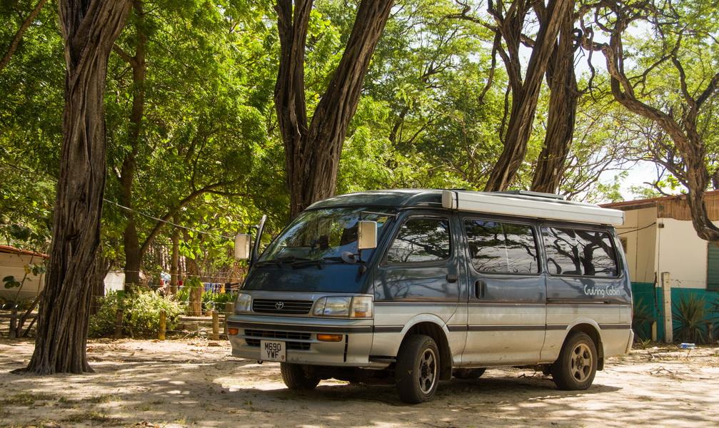 Camping Matilda