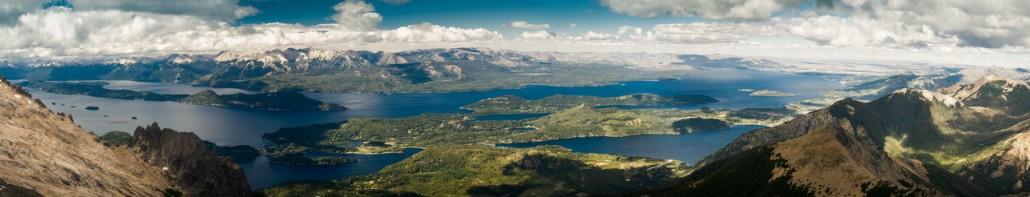 D'Ushuaia a Bariloche, derniere partie