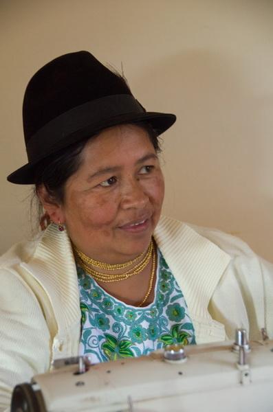 semaine a Otavalo