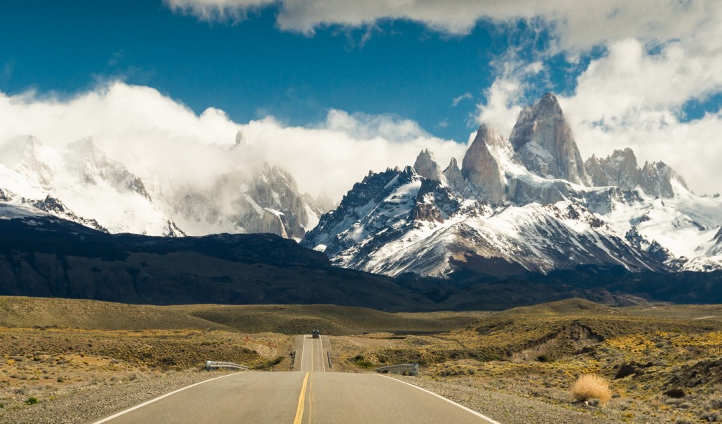 road to Fitz Roy