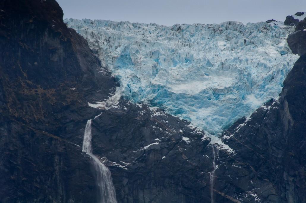 Colgante glaciar