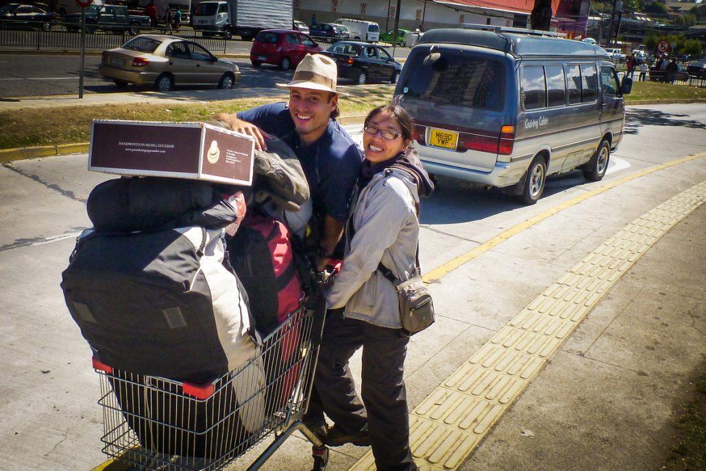 Depart depuis Puerto Montt