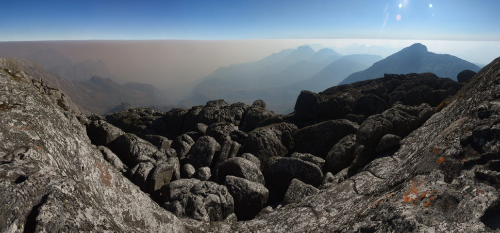 Summit of Malawi, Mt Sapitwa